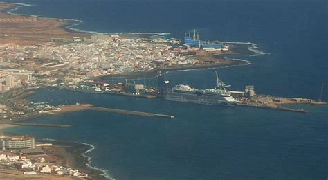 Puerto del Rosario  Fuerteventura, Canary Islands  cruise ...