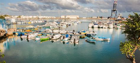 Puerto del Rosario Harbour   Fuerteventura   Marinas and ...