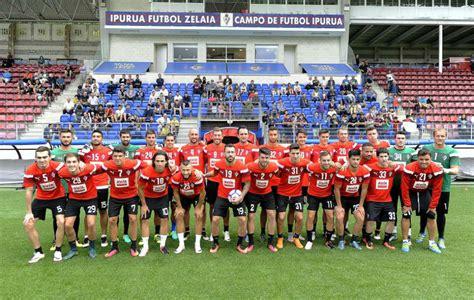 Puesta en escena del Eibar 2016 17 en Ipurua | Marca.com