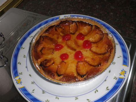 Pulguis en la cocina: tarta de manzana, platano y yogur