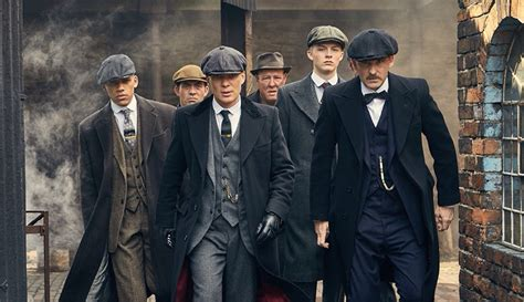 Pulling Off The Peaky Blinder