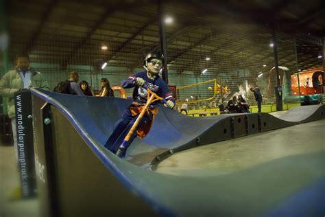 Pump track | Green Indoor Park · Granollers · Barcelona