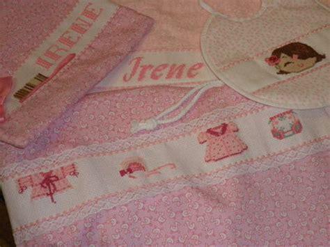 punto de cruz para bebe | facilisimo.com