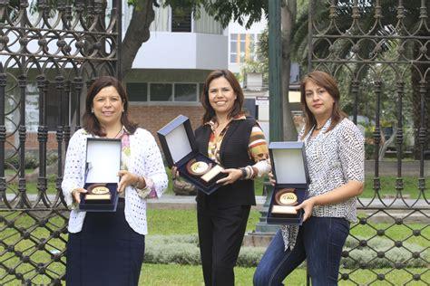 PuntoEdu Docentes de la PUCP son premiadas por el Colegio ...