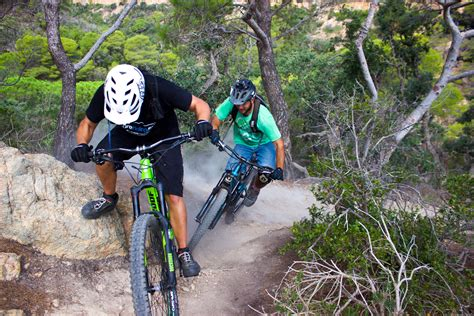 Pure Riding Bike Park & Trips   Vacances VTT Enduro en ...