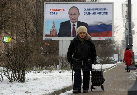 Putin and Russia in 2018–24: What Next? | Chatham House