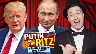 PUTIN AND THE RITZ   A Randy Rainbow Song Parody ...