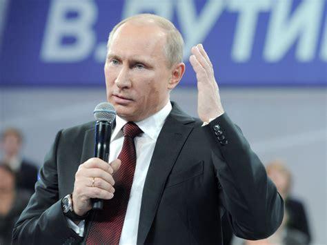 Putin Biography Chronicles Rise Of A  Street Thug  : NPR