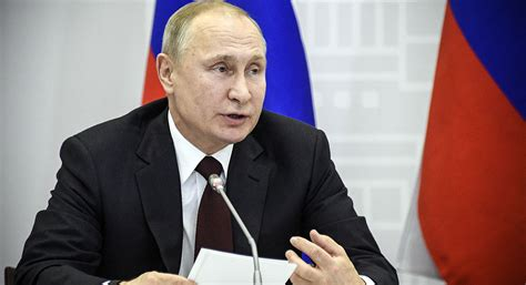 Putin claims he can t respond to Mueller s charges if ...