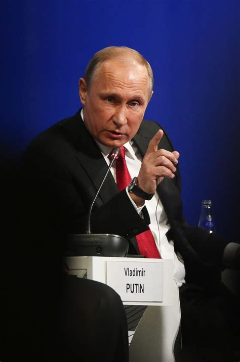 Putin Claims Russia Has Nuclear Arsenal Capable Of ...