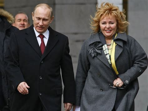 Putin Divorce Final; Ex Wife Expunged From Kremlin Bio ...