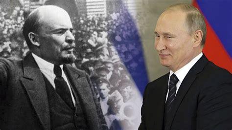 Putin:  El comunismo y el cristianismo se parecen, la ...