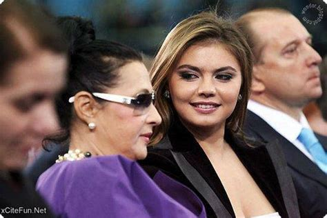 Putin Leaves His 50 Year Old Wife in Favour of Alina ...