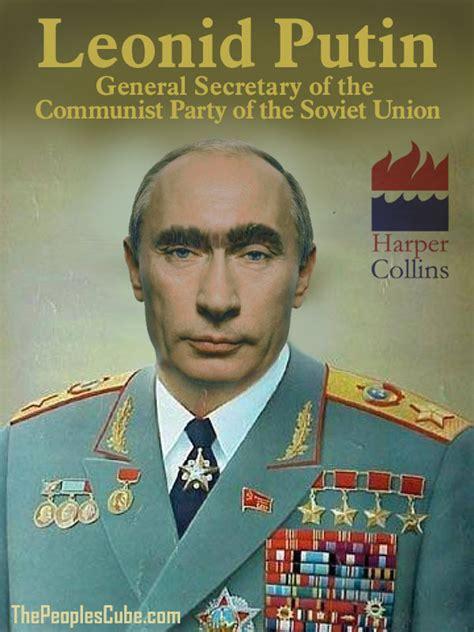 Putin, Leonid Biography