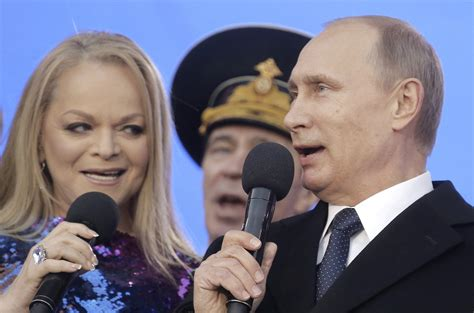 Putin  Lights Up Eurovision 2016 Auditions in Slovenia