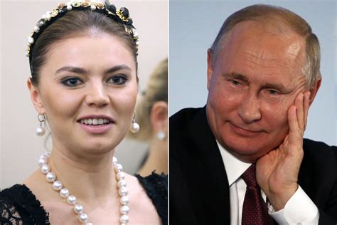 Putin s alleged lover reportedly gives birth to twins