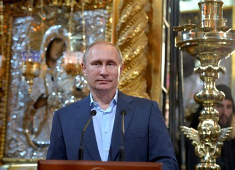 Putin Salutes Russian Jews Over Soviet 'Liberation' From Nazis
