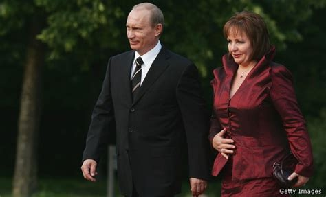 Putin, Wife Announce Divorce, Blaming Stress of President ...