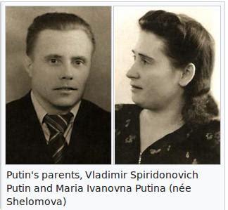 Putin's antecedents – nourishing obscurity