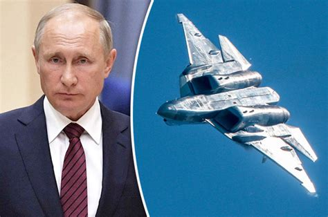 Putin's secret weapon: Russia unveils new 'Ghost' stealth ...