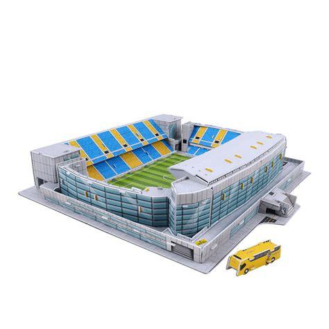 Puzzle 3D Estadio Ramón de Carranza  Producto Oficial