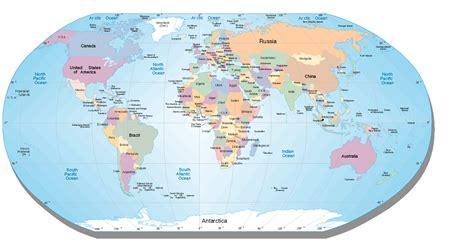 PZ C: australia map