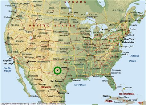 PZ C: map of canada