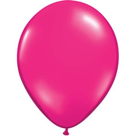 Qualatex 11 Inch Round Plain Latex Balloons  100 Pack  | eBay