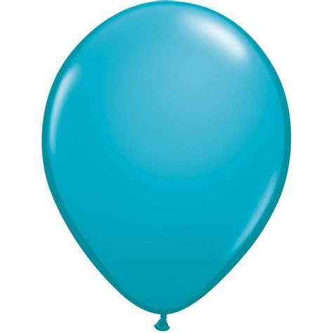 Qualatex Latex Round Balloon   Tropical Teal | Hico ...