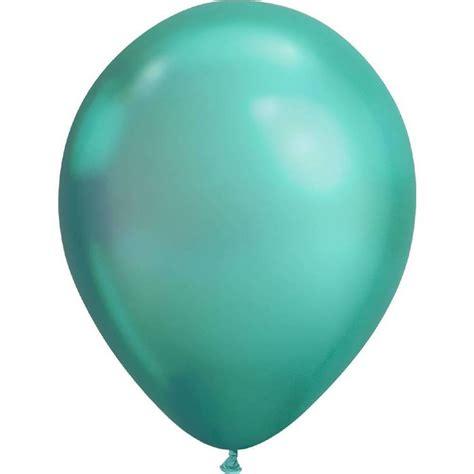 Qualatex Plain Latex Chrome Balloon