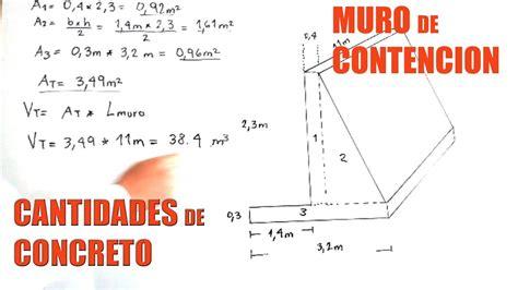 Quantidade De Material Para 1 Metro Cubico De Concreto ...