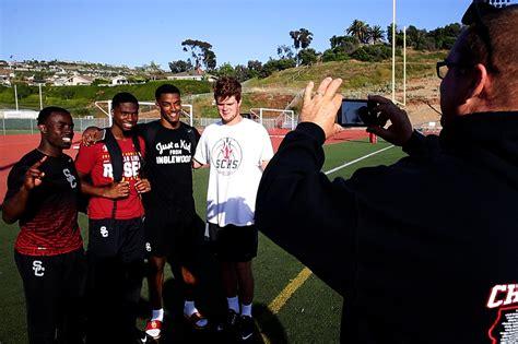 Quarterback retreat: as expectations swell, USC s Sam ...