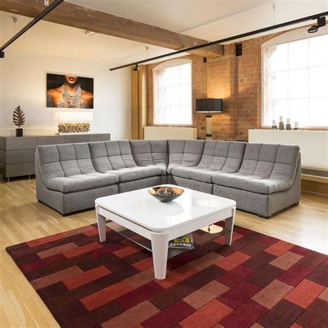 Quatropi Designer Relax Range Corner Sofa Luxury 5 Seater ...