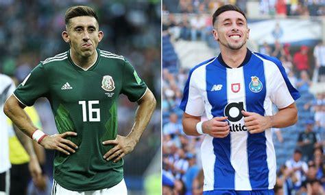 ¡Qué cambio! Héctor Herrera muestra su impactante ...
