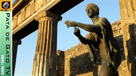 Que debes ver en tu visita a Pompeya, Italia / What you ...