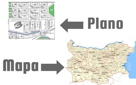 ¿Qué diferencia hay entre un mapa y un plano? » Respuestas ...