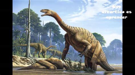 Que divertido es aprender con los Dinosaurios/niños ...