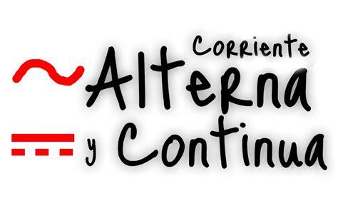 ¿Qué es Corriente Alterna y Continua?   YouTube