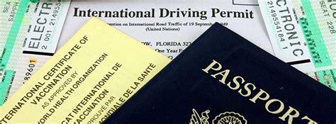 Qué es el carnet de conducir internacional  canalMOTOR