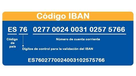 Qué es el IBAN y cómo calcularlo | Banqueando