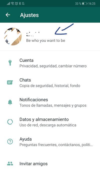 Que es info en Whatsapp   Solvetic