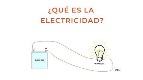 Qué es la Electricidad   Eres Ciencia   YouTube