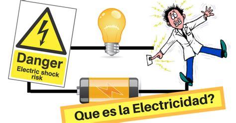 Que es la Electricidad?   Curso de Robotica