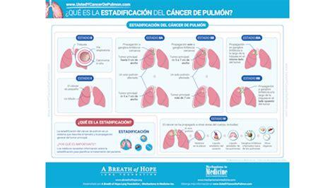 Que es la Estadificacion del cancer de pulmon?   LuCa ...