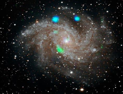 ¿Qué es la extraña luz captada por la NASA que aparece y ...