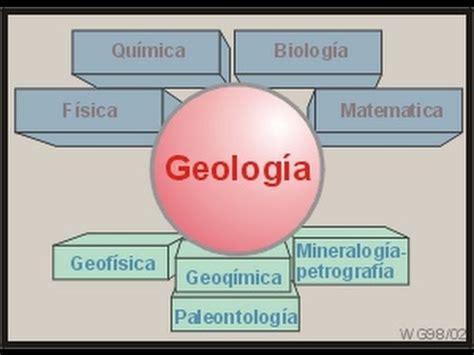 ¿Qué es la Geología?   YouTube