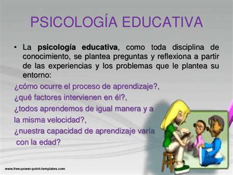 Que Es La Psicologia Educativa   SEONegativo.com