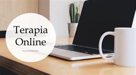 ¿Qué es la TERAPIA ONLINE?  Psicoterapia online ...