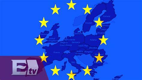 ¿Qué es la Unión Europea? / Francisco Zea   YouTube