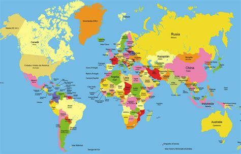 Qué es un mapamundi y para qué nos sirve? El Blog de Imosa